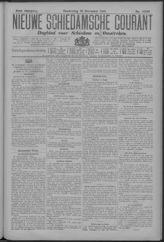 Nieuwe Schiedamsche Courant 1918-12-19
