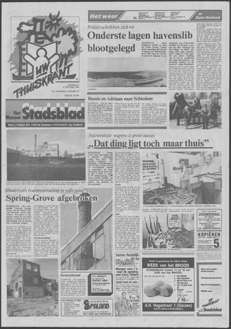 Het Nieuwe Stadsblad 1989-10-04