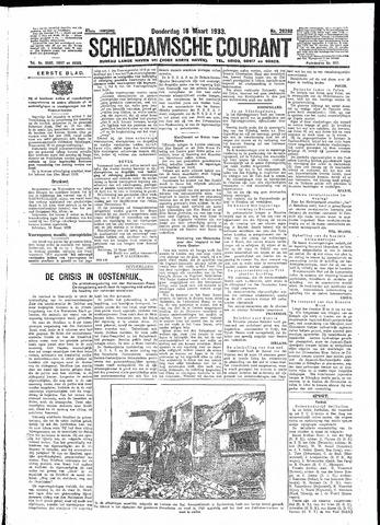 Schiedamsche Courant 1933-03-16