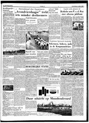 Trouw / De Rotterdammer 1962-06-06
