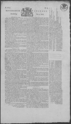 Rotterdamse Courant 1823-06-05