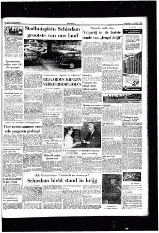 Trouw / De Rotterdammer 1962-07-10