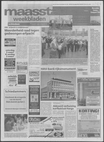 Maaspost / Maasstad / Maasstad Pers 2002-02-27