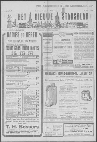 Het Nieuwe Stadsblad 1952-02-15