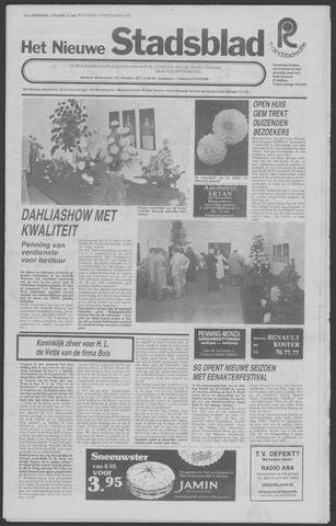 Het Nieuwe Stadsblad 1978-09-13