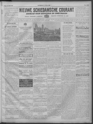 Nieuwe Schiedamsche Courant 1932-06-04