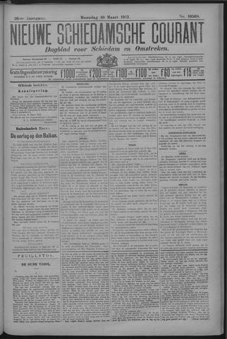 Nieuwe Schiedamsche Courant 1913-03-10