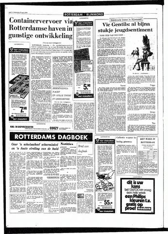 Rotterdamsch Parool / De Schiedammer 1970-04-23