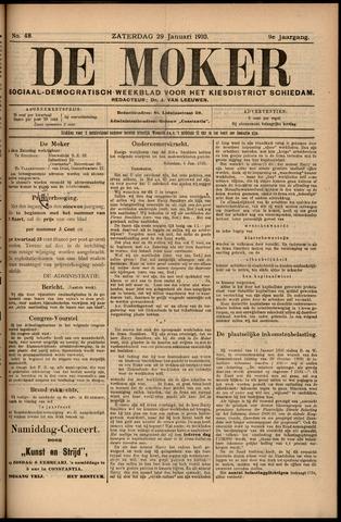 De Moker 1910-01-29