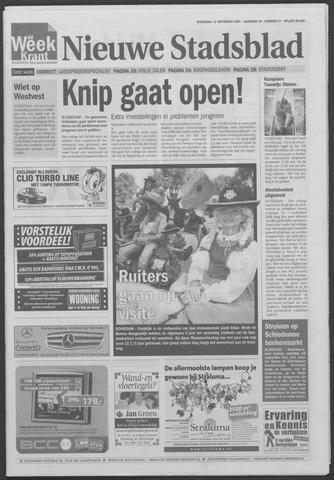 Het Nieuwe Stadsblad 2007-09-12
