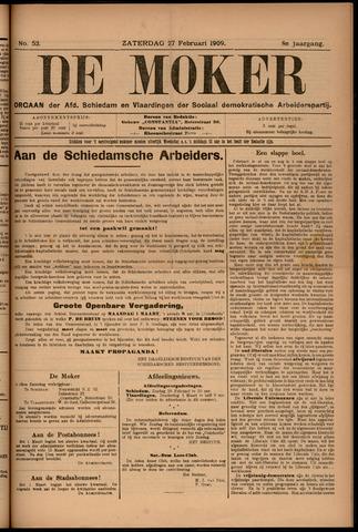 De Moker 1909-02-27