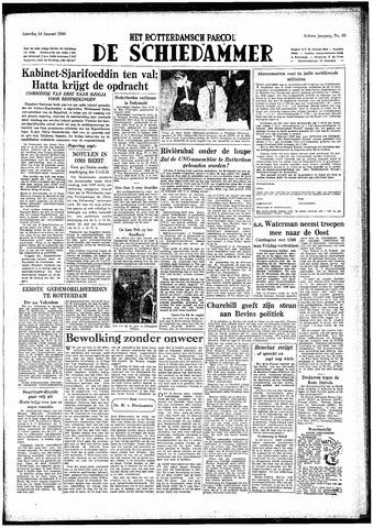 Rotterdamsch Parool / De Schiedammer 1948-01-24