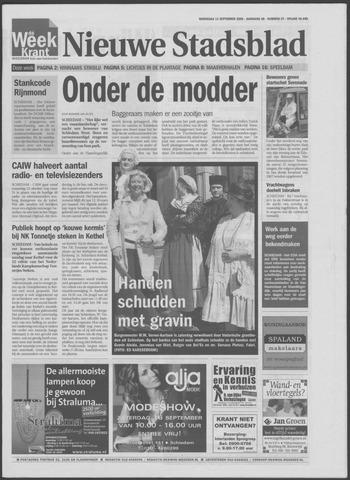 Het Nieuwe Stadsblad 2006-09-13