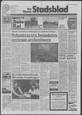 Het Nieuwe Stadsblad 1983-02-04