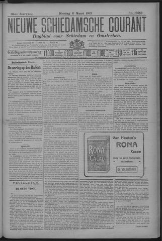 Nieuwe Schiedamsche Courant 1913-03-11