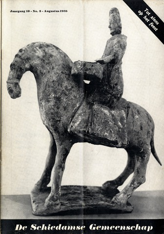 Schiedamse Gemeenschap (tijdschrift) 1958-08-01