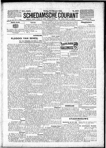 Schiedamsche Courant 1935-02-08