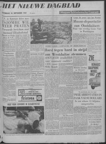 Nieuwe Schiedamsche Courant 1961-09-16