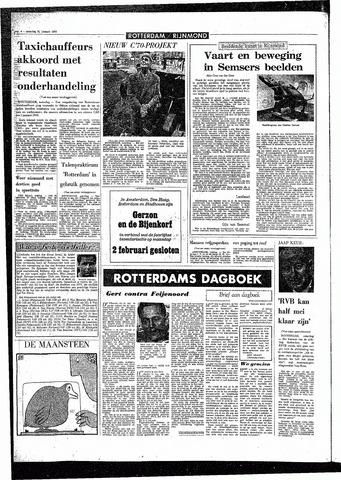 Rotterdamsch Parool / De Schiedammer 1970-01-31