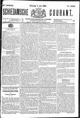 Schiedamsche Courant 1898-07-05