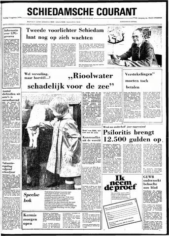 Rotterdamsch Nieuwsblad / Schiedamsche Courant / Rotterdams Dagblad / Waterweg / Algemeen Dagblad 1979-08-03
