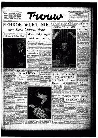 Trouw / De Rotterdammer 1959-10-26