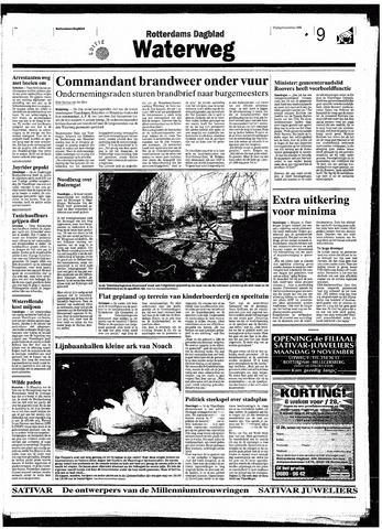 Rotterdamsch Nieuwsblad / Schiedamsche Courant / Rotterdams Dagblad / Waterweg / Algemeen Dagblad 1998-11-06
