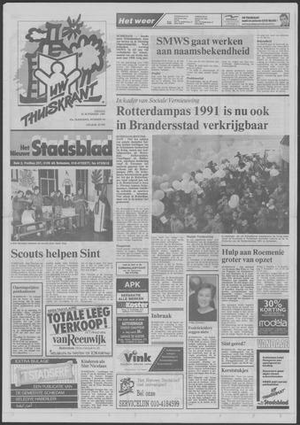 Het Nieuwe Stadsblad 1990-11-30