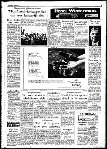 Rotterdamsch Parool / De Schiedammer 1961-06-17