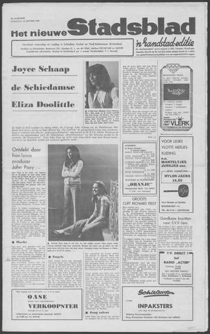 Het Nieuwe Stadsblad 1968-10-30