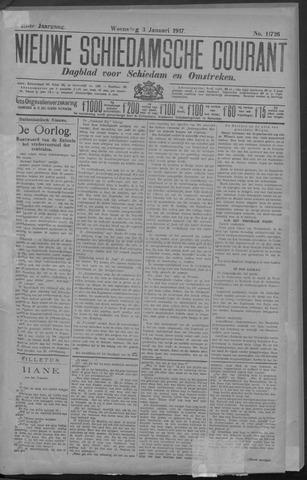 Nieuwe Schiedamsche Courant 1917-01-03