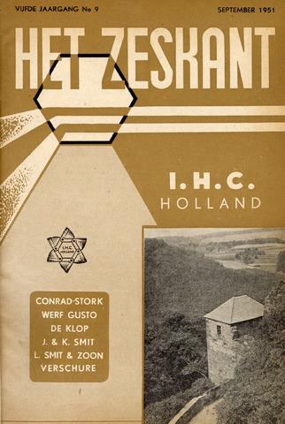 Het Zeskant 1951-09-01