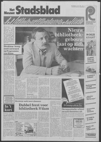 Het Nieuwe Stadsblad 1985-07-03