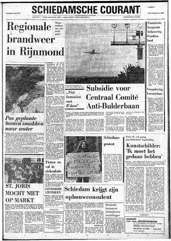 Rotterdamsch Nieuwsblad / Schiedamsche Courant / Rotterdams Dagblad / Waterweg / Algemeen Dagblad 1974-04-24