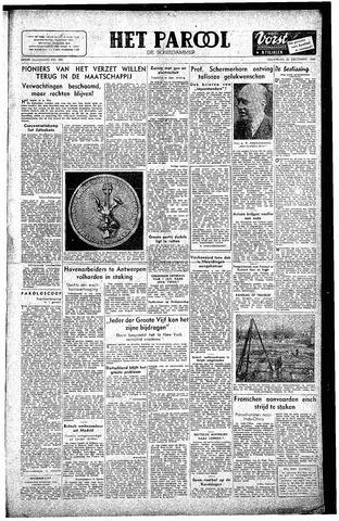Rotterdamsch Parool / De Schiedammer 1946-12-23