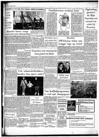 Rotterdamsch Parool / De Schiedammer 1962-12-04