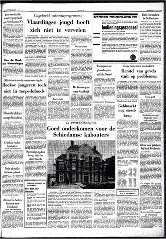 Trouw / De Rotterdammer 1970-07-08