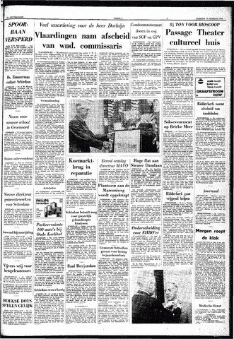 Trouw / De Rotterdammer 1970-08-15