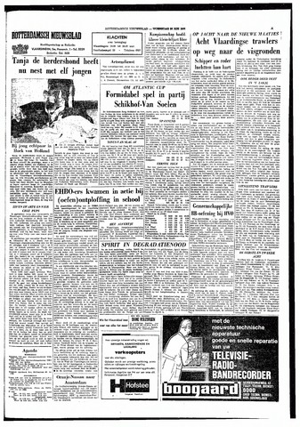 Rotterdamsch Nieuwsblad / Schiedamsche Courant / Rotterdams Dagblad / Waterweg / Algemeen Dagblad 1965-05-26