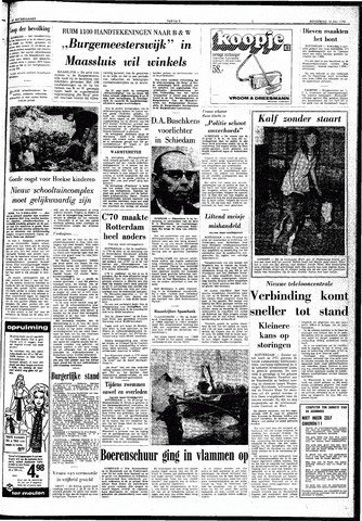 Trouw / De Rotterdammer 1970-07-16