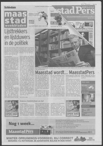 Maaspost / Maasstad / Maasstad Pers 2010-01-27