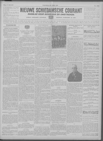 Nieuwe Schiedamsche Courant 1933-04-26