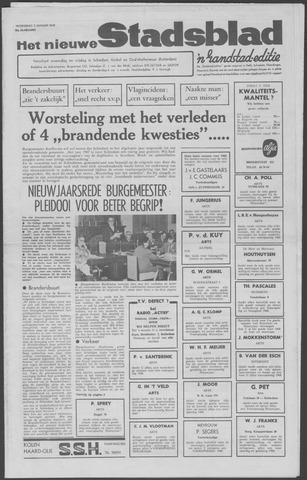 Het Nieuwe Stadsblad 1968