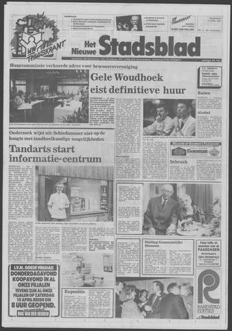 Het Nieuwe Stadsblad 1987-04-15
