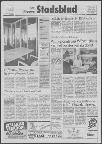 Het Nieuwe Stadsblad 1992-09-11