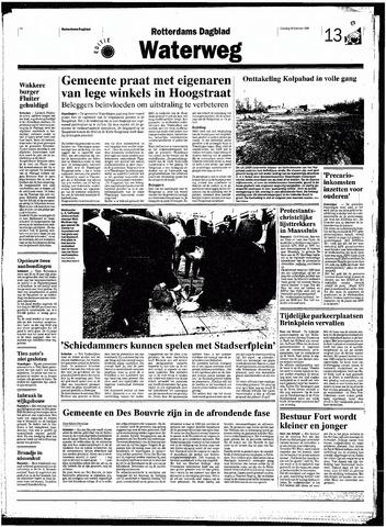 Rotterdamsch Nieuwsblad / Schiedamsche Courant / Rotterdams Dagblad / Waterweg / Algemeen Dagblad 1998-02-10