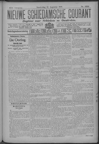 Nieuwe Schiedamsche Courant 1918-08-22