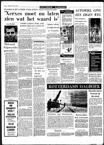 Rotterdamsch Parool / De Schiedammer 1966-12-09