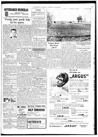 Rotterdamsch Nieuwsblad / Schiedamsche Courant / Rotterdams Dagblad / Waterweg / Algemeen Dagblad 1964-01-11