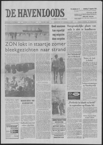 De Havenloods 1965-08-12
